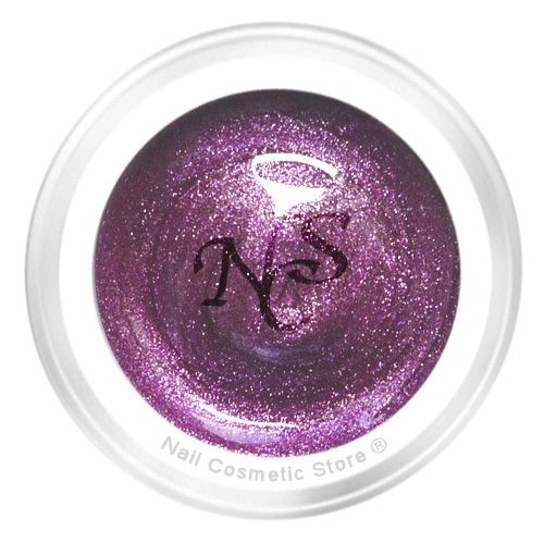 NCS Metallic Farbgel 817 Violett - Pink Violett