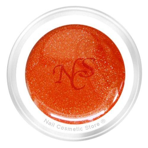 NCS Pearl Farbgel 308 Blutorange für betörend schöne Fingernägel