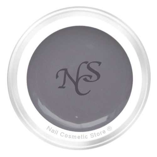 NCS Cream Farbgel 907 Taupe im eleganten schwarz grau (Anthrazit) Bereich für Fingernägel
