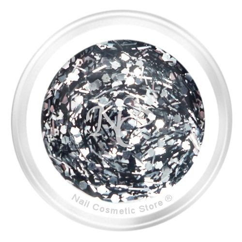 NCS Sparkle Farbgel 111 Steel