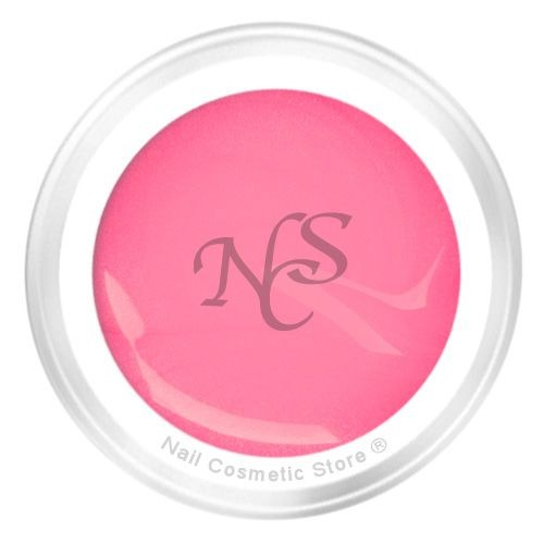 NCS Neon Farbgel No.50 Pastell Rosa 5ml - Rosé