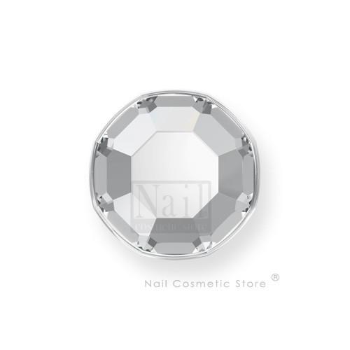 Swarovski Flatback 1,3 Crystal - Detailansicht