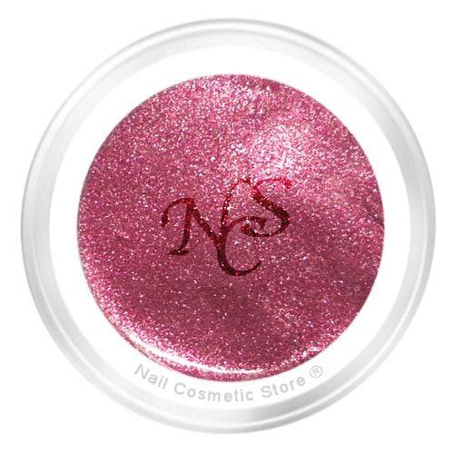 NCS Metallic Farbgel 434 Dark Rosé - Pink Rosa
