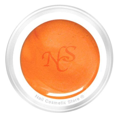 NCS Pearl Farbgel 310 Mandarin für elegante farbige Gelnägel