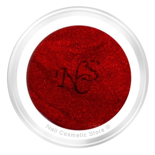 NCS Pearl Farbgel 404 Red Candy 5ml - Rot