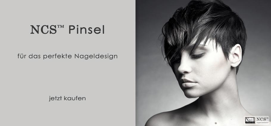Gel Pinsel für das Profi Nageldesign von NCS-Nails