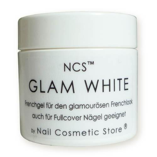 NCS Glam White - Detailansicht