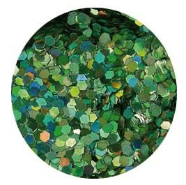 NCS™ Glitterpailletten - Grün