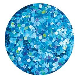 NCS™ Glitterpailletten - Ozean-Blau