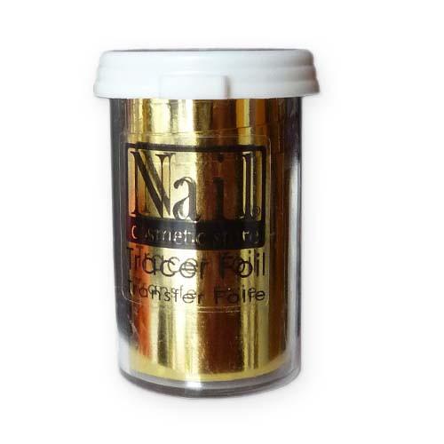 NCS™ Transfer Nagelfolie - Gold