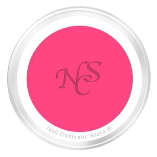 NCS Neon Farbgel No.12 Rosa - leuchtend rosa