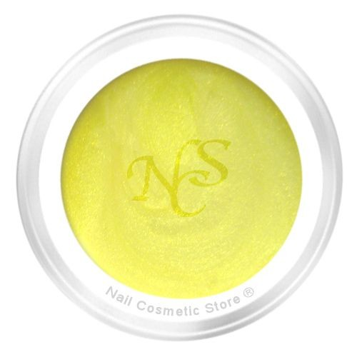NCS Pearl Farbgel No. 201 Sun Flower 5ml - Sonnen-Gelb