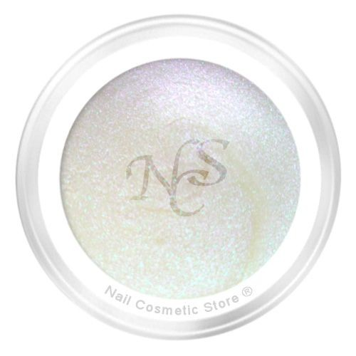 NCS Pearl Farbgel 101 Perlmutt 5ml für betörend schöne Fingernägel
