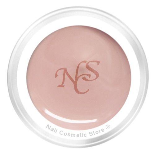 NCS Pearl Farbgel 512 Nude Altrosa für elegante farbige Gelnägel in Nude Farbton