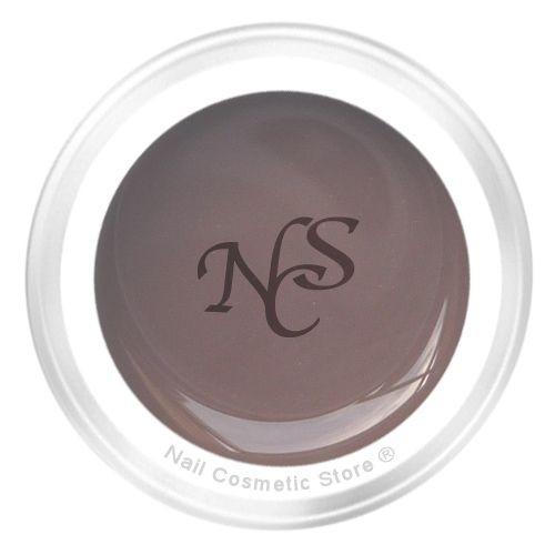 NCS Farbgel 501 Schlamm 5ml - Vollton - Nude Braun