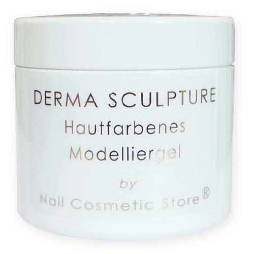 NCS ABSOLUTE Derma Sculpture-Gel - hautfarbenes Aufbaugel
