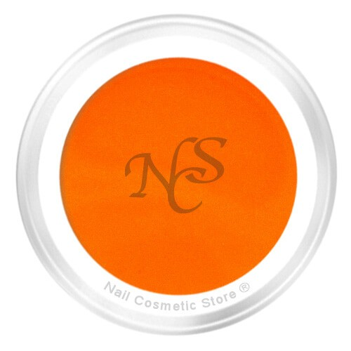 NCS Neon Farbgel No.6 Orange 5ml - Detailansicht