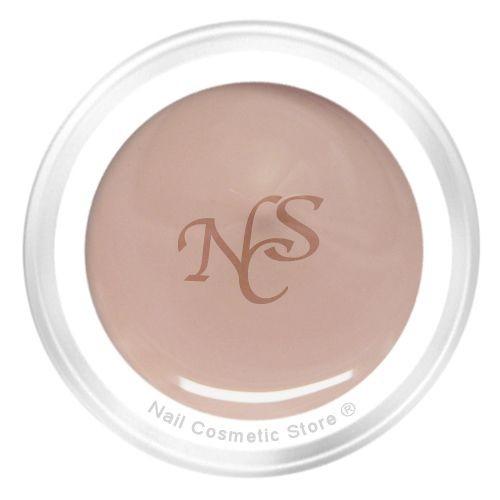 NCS Pearl Farbgel 511 Milchkaffee für elegante farbige Fingernägel in Nude Farbton