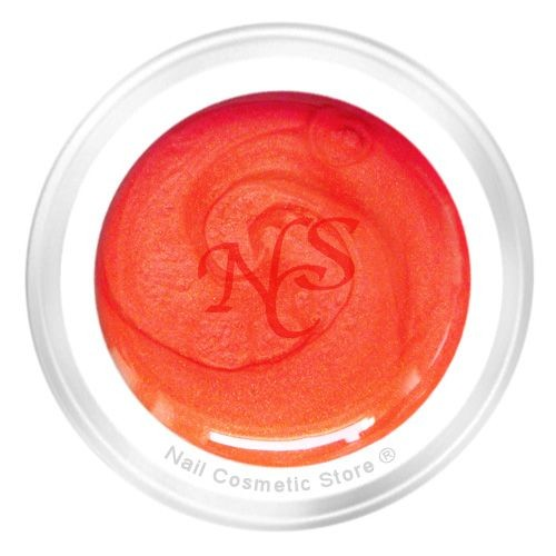 NCS Pearl Farbgel 307 Orange 5ml