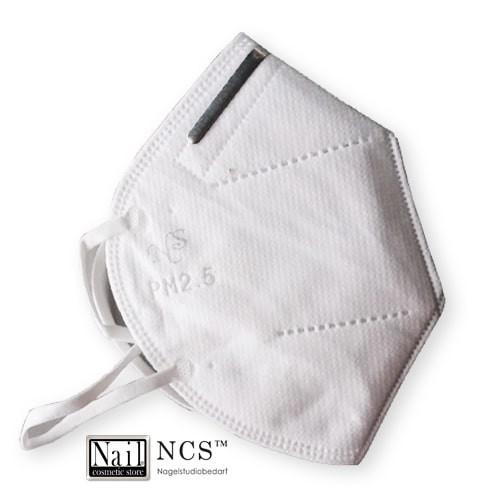 Atemschutzmaske FFP2 ohne Ventil Nasenbügel