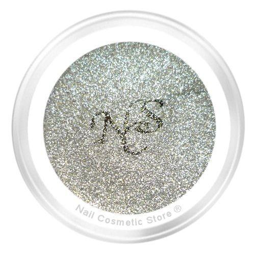 NCS Metallic Farbgel 114 Rauchsilber