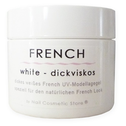French Gel dickviskos 50ml