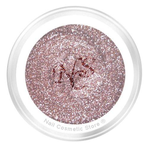 NCS Metallic Farbgel 429 Altrosa