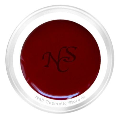 NCS Farbgel 432 Dark Red 5ml - Vollton - dunkel-rot