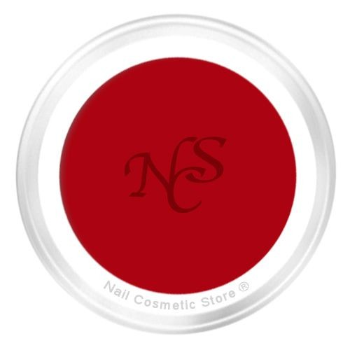 NCS Farbgel 412 Rosso 5ml - Vollton - rot