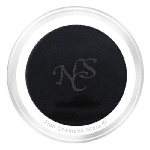 NCS Farbgel Schwarz 901 5ml - schwarzes Vollton Farbgel