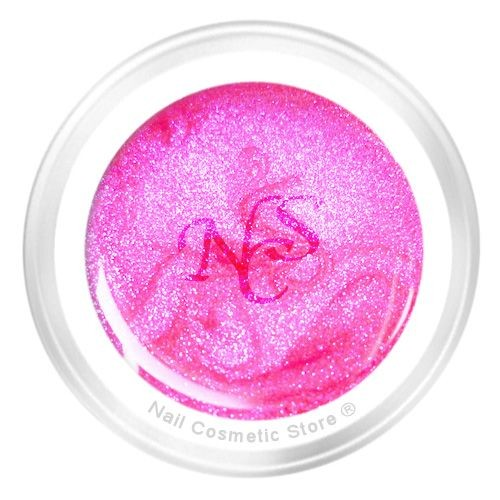 NCS Pearl Farbgel 428 Spring 5ml - Pink Rot