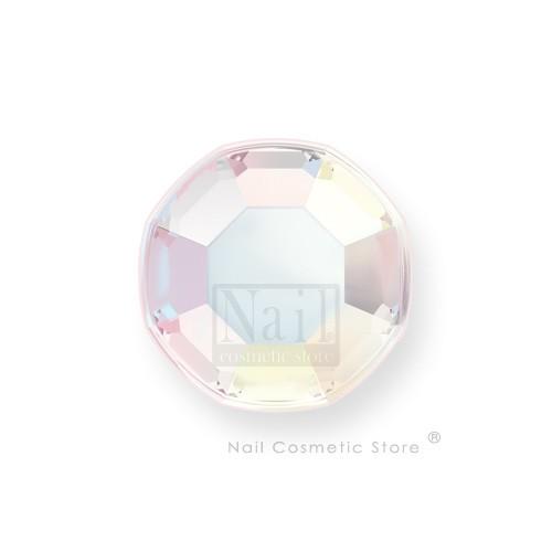 Swarovski Flatback 1,3 Aurore Boreale - Crystal AB - Detailansicht