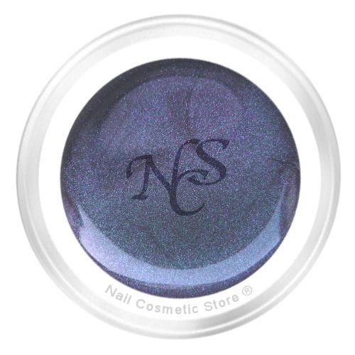 NCS Pearl Farbgel 905 Schwarzwald für elegante farbige Fingernägel im grau schwarz Bereich