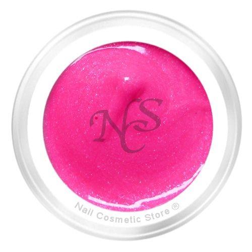 NCS Neon Farbgel No.49 Pink 5ml - leuchten Rosa