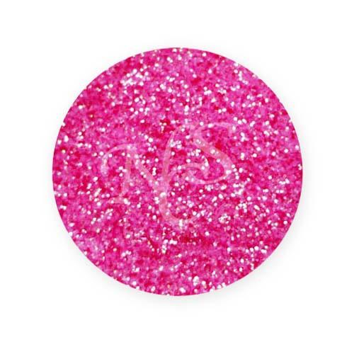 NCS™ Glitterstaub Neon-Pink
