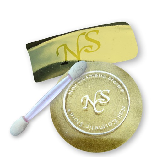 "NCS™ Chrome Pigment ""Gold"""