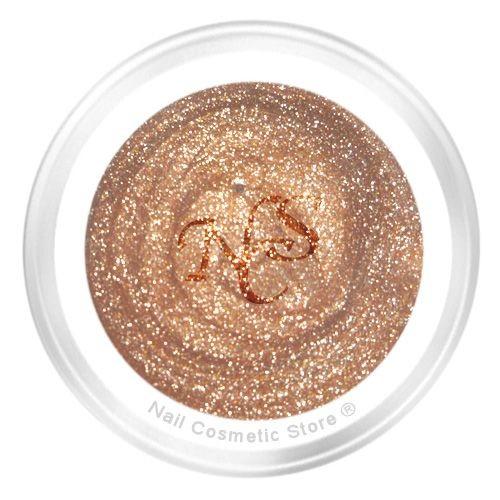 NCS Metallic Farbgel 514 Kupfer - Kupfer-Gold
