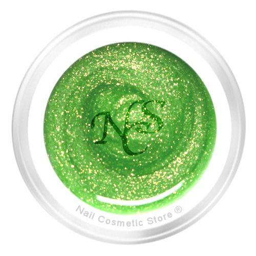 NCS Pearl Farbgel 620 Apfel für modische gelb-grün farbige Fingernägel