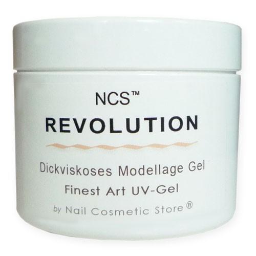 NCS REVOLUTION Modellage Gel - klares Aufbaugel