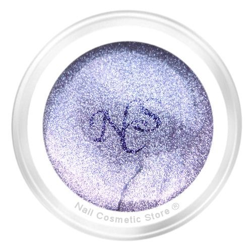 NCS Metallic Farbgel 812 Queen - Violett Grau