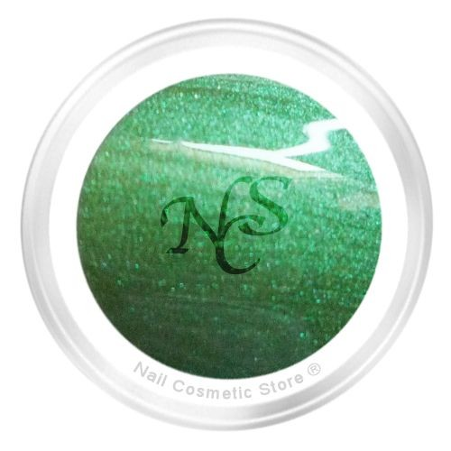 NCS Pearl Farbgel 616 Moos für elegante grüne farbige Fingernägel