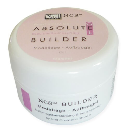 ABSOLUTE Builder Gel 15ml - Aufbaugel