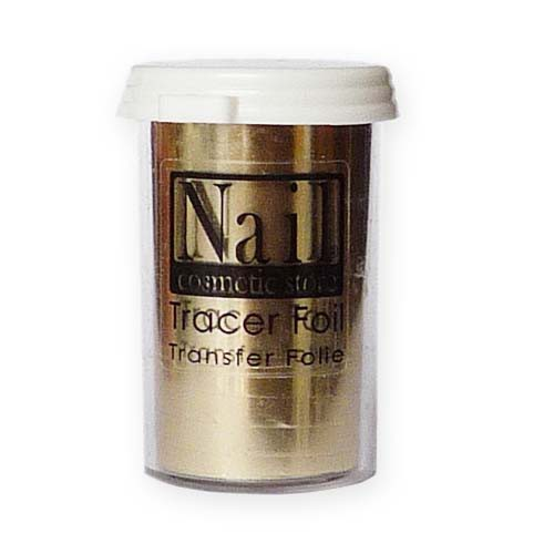 NCS™ Transfer Nagelfolie - white Gold