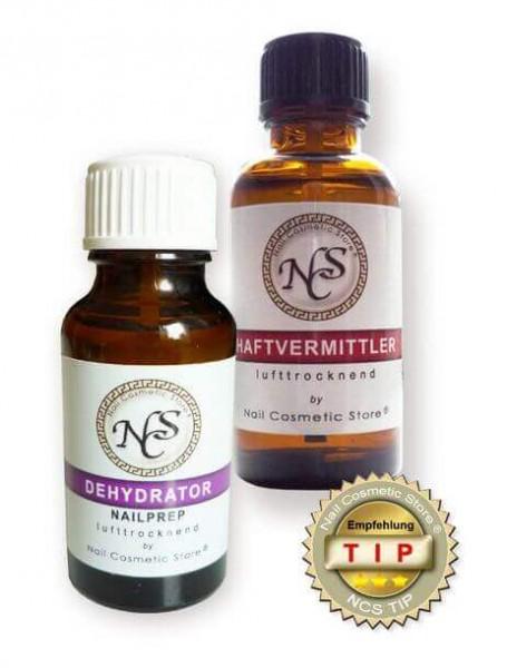 NCS Dehydrator / Nail-Prep & Haftvermittler für Nägel als SET
