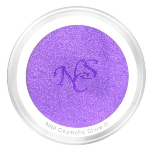NCS Pearl Farbgel 814 Versuchung für elegante farbige Fingernägel im intensiv Violett Bereich