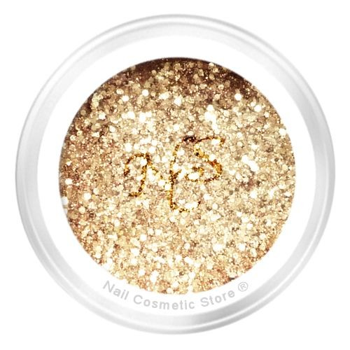 NCS Sparkle Farbgel 103 Golden Bronze 5ml