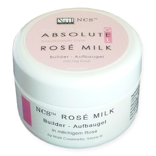 NCS™ ABSOLUTE Rosé Milk 30ml - Aufbaugel