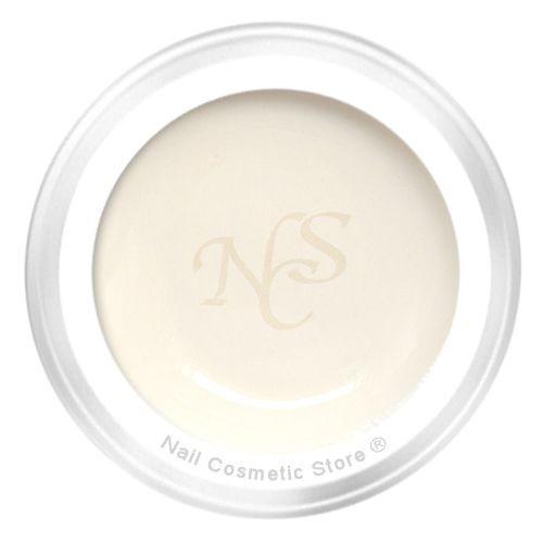 NCS Pearl Farbgel 117 Creme - Weiß