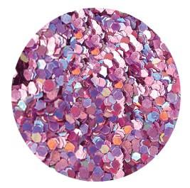 NCS™ Glitterpailletten - Flieder-Rosé
