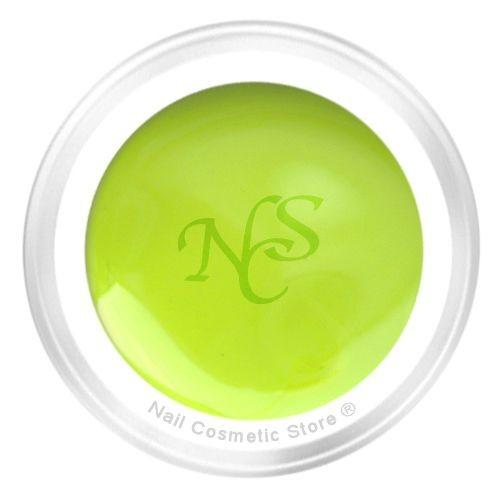 NCS Cream UV Farbgel 204 Lime für modische farbige Gelnägel t